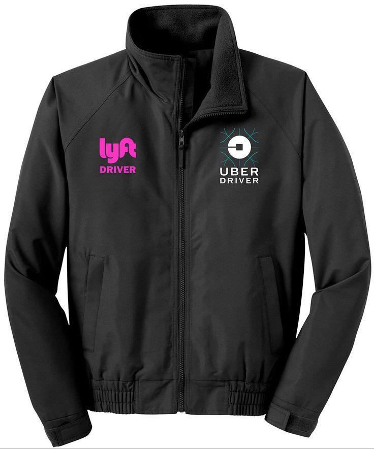 Uber Or Lyft >> $ 46.45 | UBER Jacket, LYFT Jacket, Economy, UBER+LYFT ...