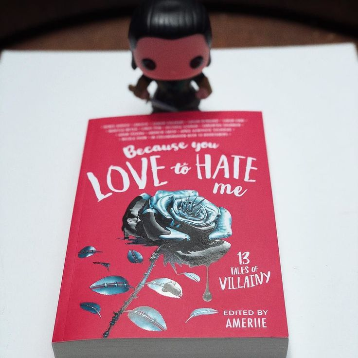 Because you love to hate me: 13 tales of the origins of villains you have not heard before. Intelligent creative stories by some fabulous authors! Read my review: http://ift.tt/2A5PLRx . . . @bloomsburypublishing #bloomsburysydney #bookstagram #bibilophile #bookhoarder #bookreview #becauseyoulovetohateme #bookface #bookstagram  #newbook #author #bookworm #readinglist #imagine #plot #climax #story #literature #igbooks #bookish #bibliophile #bookaholic #bookaddict #bookstagrammer #bookobsessed…