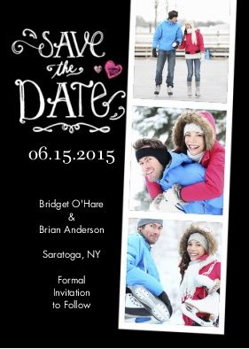 Walgreens save the date in Sydney