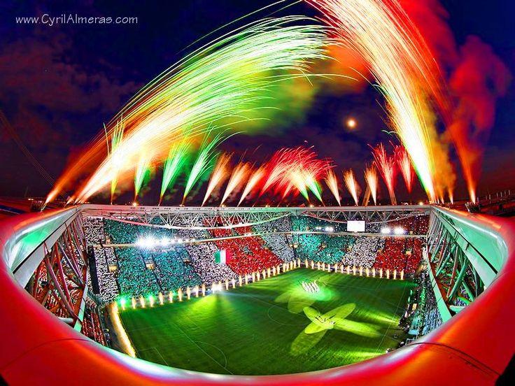Juventus Stadium inauguration - Turin
