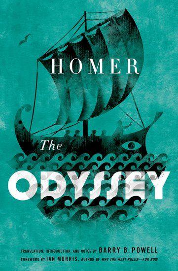 [GREECE] A map of Odysseus's journey | OUPblog