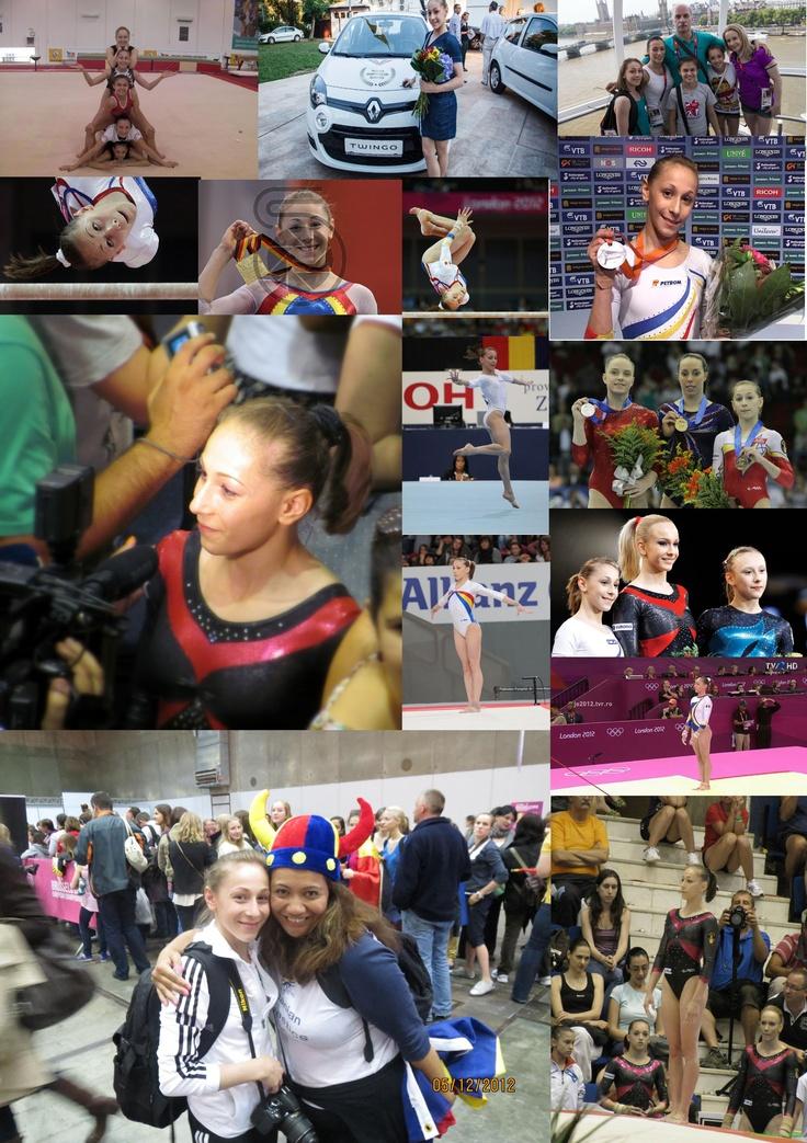 Diana Chelaru - the little pixie of romanian gymnastics