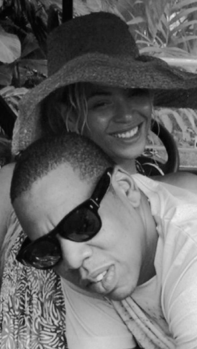 Beyonce and Jayz 2013