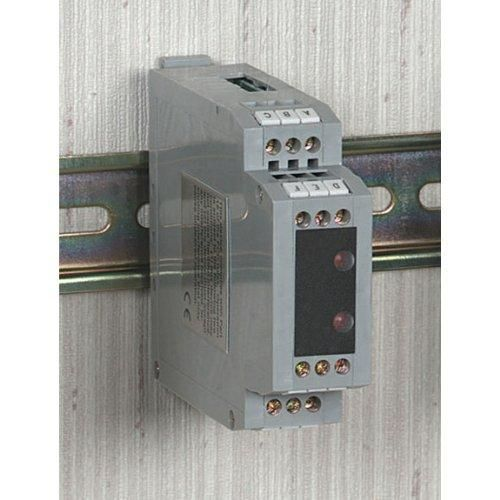 DIN Rail Repeaters with Opto-Isolation, RS-422/RS-485 Act as repeaters, isolators, and extenders.. The RS-422/RS-485 model isolates RS-422/485 equipment, features selectable rates between 2400 bps and 115.2 kbps, and enables a system to exceed 32-node limitations.. The RS-232 model isolates the TD, RD, RTS, and CTS channels, supports 115.2-kbps speeds on all four channels, and extends the RS-232 s... #BLACK_BOX #CE