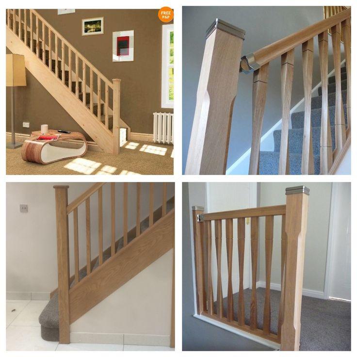 Best 20 Best Oak Stair Parts Handrails Caps Posts Spindles 400 x 300