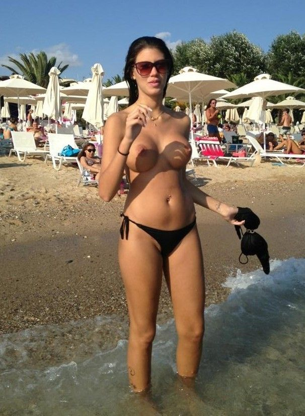 from Johnny greek island nude babes