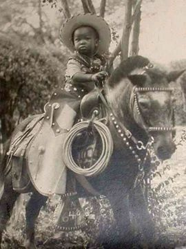 17 African American Cowboy and Cowgirl Images We Love - Black Southern Belle