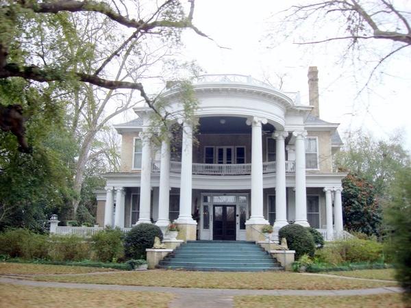 Beautiful Homes Of Eufaula Alabama Houses In Eufaula