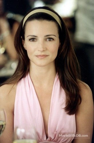 """Sex and the City"" Kristin Davis"