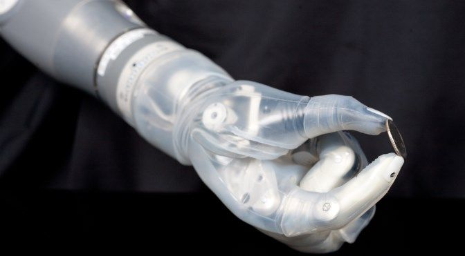 FDA approves the Deka arm, the first commercial mind-controlled prosthetic arm   ExtremeTech