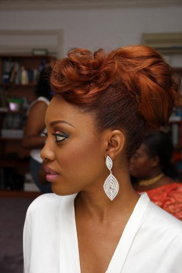 Image Source Bankemeshidalawal Blogspot Com Braided Hairstyles For Wedding Long Hair Styles Natural Hair Styles