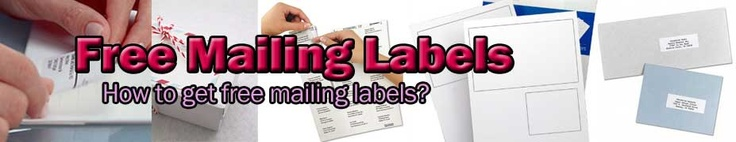 Learn How To Get Free Address Mailing Labels And Even More #mailing_labels_free #free_printable_mailing_labels #free_address_labels