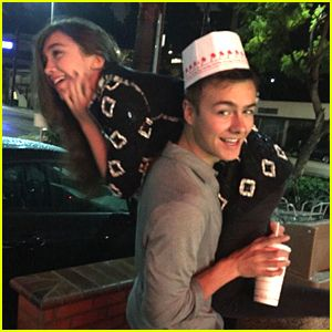 Peyton Meyer Breaking News and Photos | Just Jared Jr.