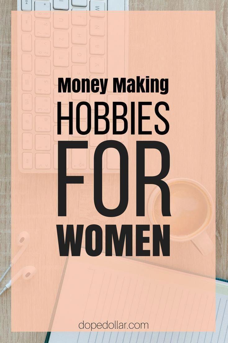 Best hobbies for women