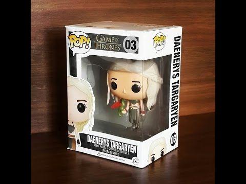Фигурка Funko Pop Дейенерис Таргариен Игра престолов / Game of Thrones Daenerys Targaryen
