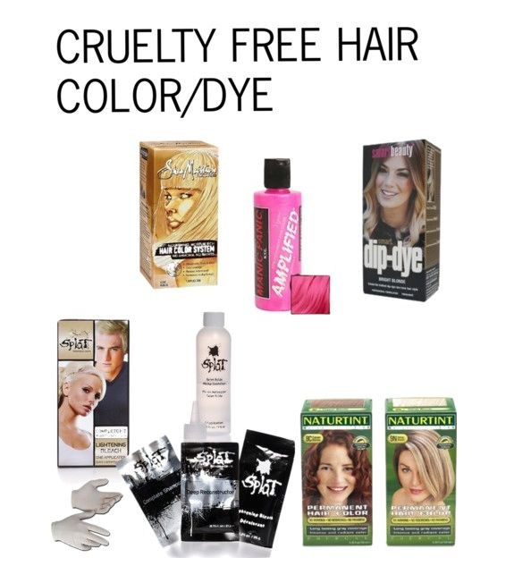 CRUELTY FREE HAIR COLOR /DYE BRANDS- CLICK FOR A LIST OF BRANDS | Beauty4Free2U