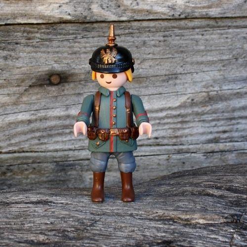 Playmobil Custom - Soldado aleman ,German Soldier WW1 | Juguetes, Playmobil y Airgamboys, Playmobil | eBay!