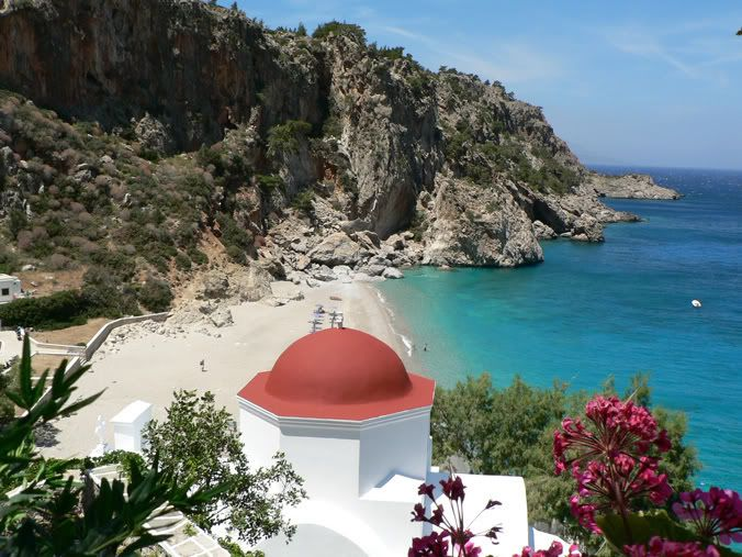 Kira Panagia beach - Karpathos island, Dodecanese