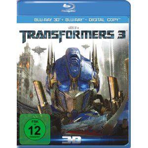 Transformers 3 – Dark of the moon (+ Blu-ray 3D) [Blu-ray] Best-Preis « Blue Ray Filme