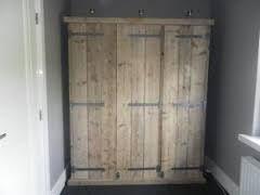 Kast van steigerhout maken nodig? Klik hier voor gratis bouwtekeningen!