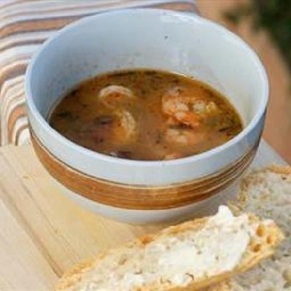 Shrimpin' Dippin' Broth is listed (or ranked) 4 on the list Bubba Gump Shrimp Company Recipes