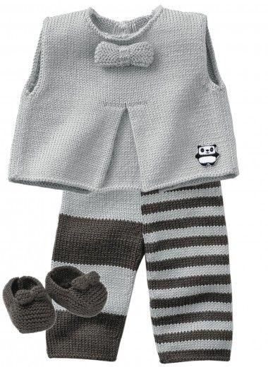 Mag. 160 - n° 13 Débardeur, pantalon et chaussons Tricothèque, broderie & tricot Achat en ligne