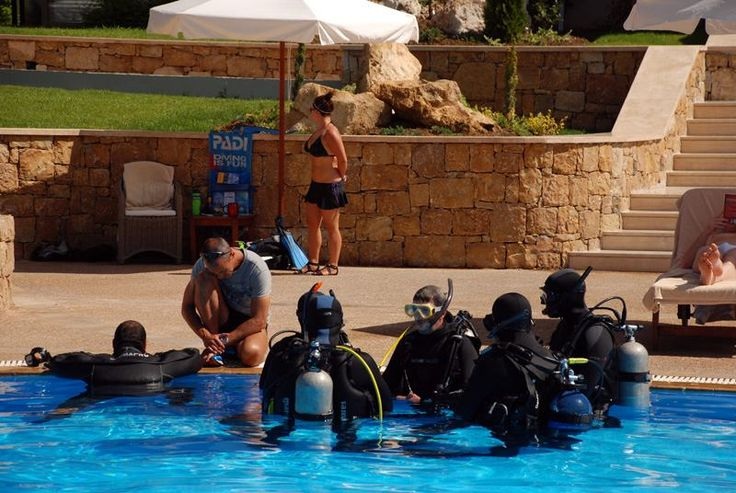 Halkidiki Diving photo by Blue Bay Hotel http://www.bluebayhotel.com.gr/