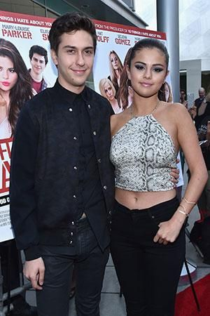 Selena Gomez and Nat Wolff are in ANOTHER movie together! We can't wait to see this one...