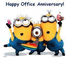 5 year job anniversary