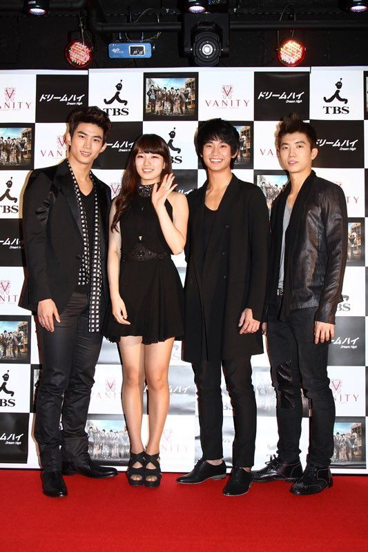 Kim soo hyun ❤ dream high