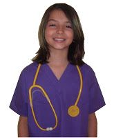My Little Doc Blog: What You Could Look For In Kids Scrubs