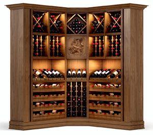 Хранение вина. Винный погреб: винный шкаф, оборудование для винной