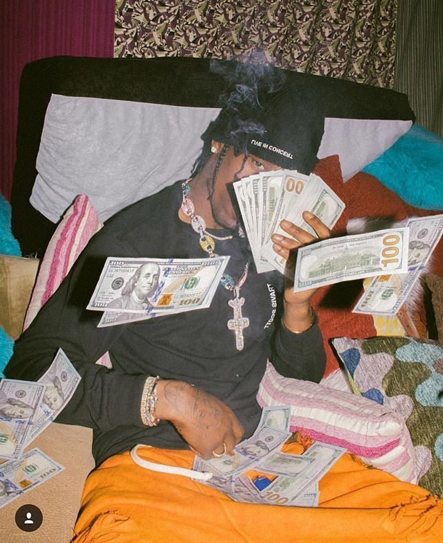 Money Talk Travis Scott Wallpapers Travis Scott Rapper Wallpaper Iphone