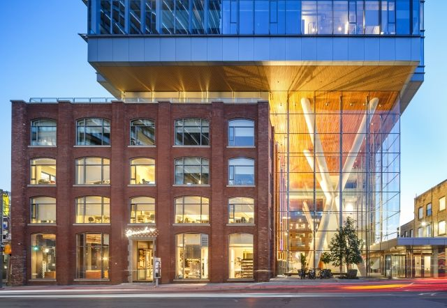Toronto, ON: Queen Richmond Centre West at 134 Peter Street (2015) | Blog | Ontario Association of Architects