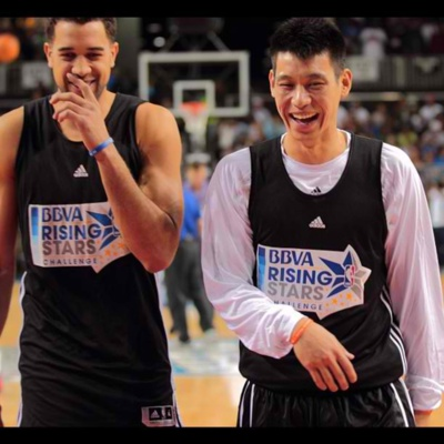 Landry Fields & Jeremy Lin