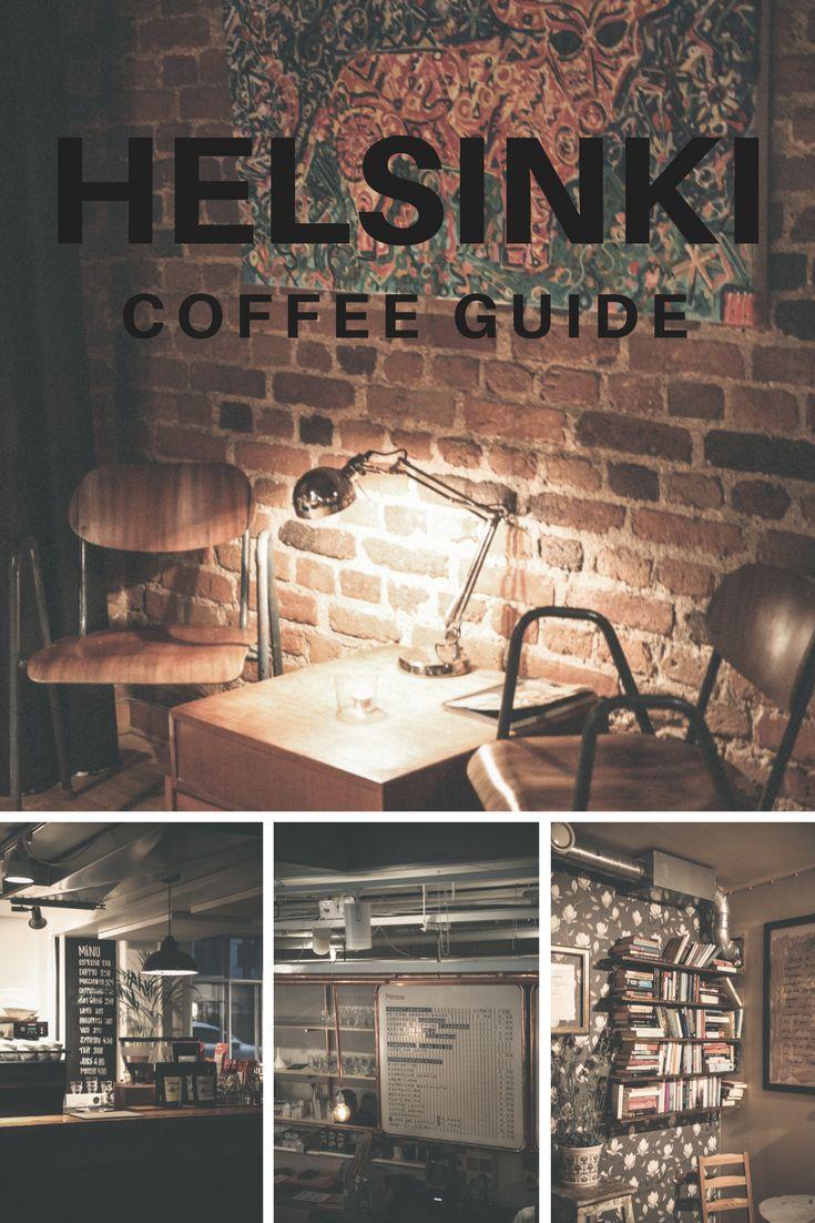 A Coffee Lover's Guide to Helsinki | Helsinki | Finland | Finnish Coffee