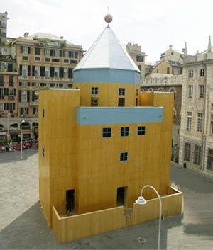 98 best images about aldo rossi on pinterest museums for Aldo rossi il teatro del mondo