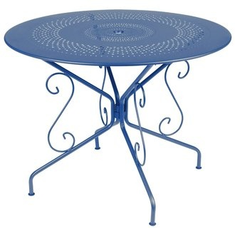 25 best ideas about table de jardin ronde on pinterest - Petite table ronde pliante ...