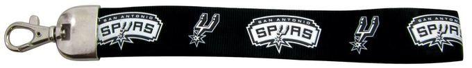 San Antonio Spurs Lanyard - Wristlet