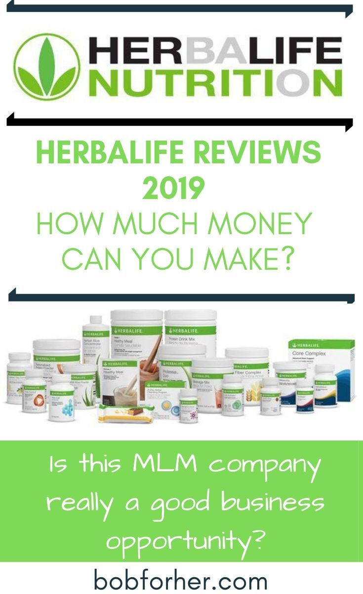 Herbalife Reviews 2019 How Much Money Can You Make Herbalife Reviews Herbalife Herbalife Business Opportunity