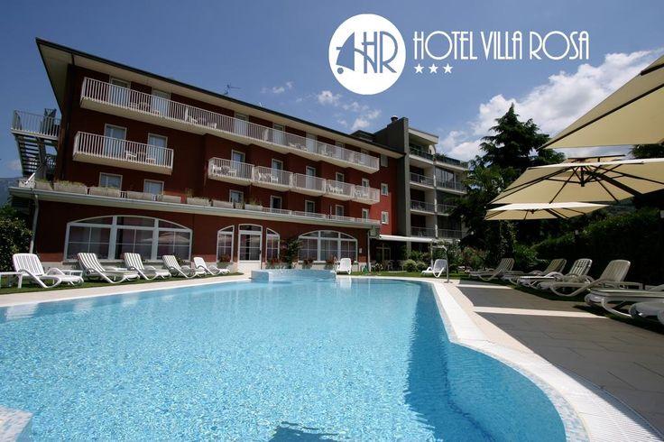 Hotel Villa Rosa – Torbole for information: Gardalake.com