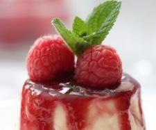 Recipe White Chocolate Panna Cotta - Nico Moretti by Thermomix in Australia - Recipe of category Desserts & sweets