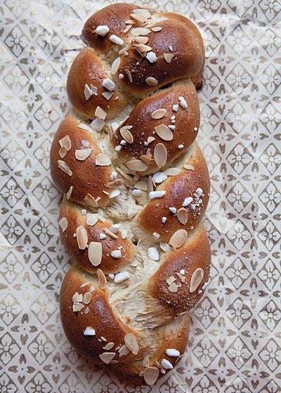 Pulla, Finnish Cardamom bread
