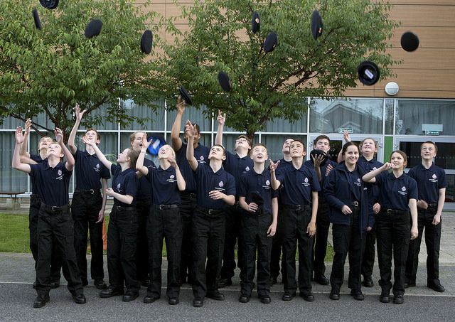 Thursday, 14 July 2016, saw the passing out parade of the Irlam group of Greater Manchester Police's Volunteer Cadets. The ceremony took place at Irlam and Cadishead College. Lady Joy Smith, The High Sheriff of Greater Manchester and Assistant Chief Constable John O'Hare were guests of honour at the event. www.gmp.police.uk The Greater Manchester Police Volunteer Police Cadet Scheme was launched in 2012.