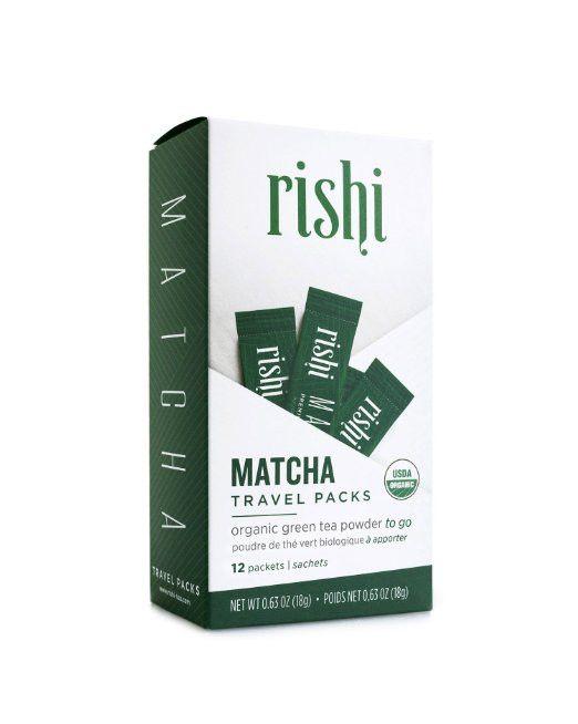 Rishi Tea Matcha Green Tea Powder, New 20 Pack!