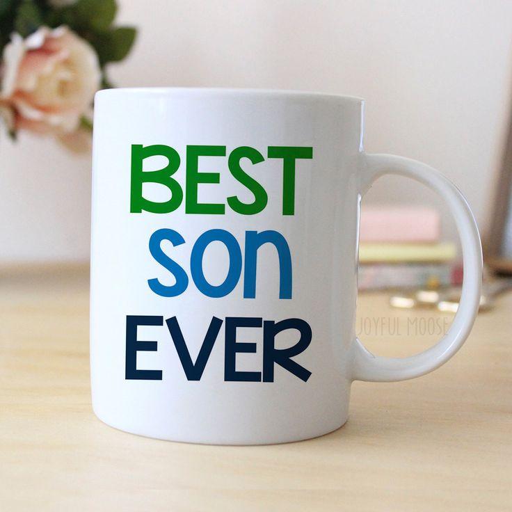 Best Son Ever Coffee Mug - Christmas Gift for Son - Christmas gifts for guys