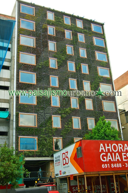 17 best images about fachada vegetal bogota hotel b3 on