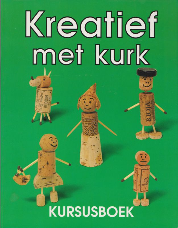 Kreatief met kurk, Arjan Ederveen en Tosca Niterink