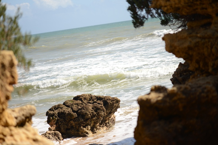 Praia de Olhos de Água