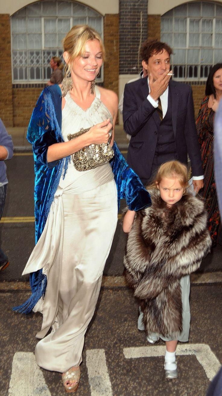 Kate Moss - CosmopolitanUK